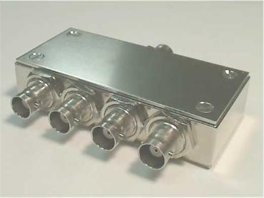 4-Way In-Phase Divider/Combiner